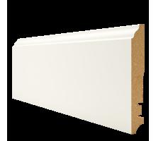 Плинтус белый из МДФ, 16х81мм