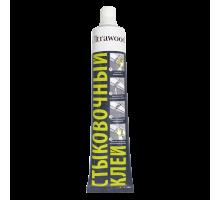 Клей для плинтуса ULTRAWOOD стыковочный, белый, 80 мл