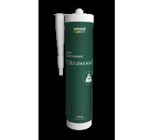 Клей для плинтуса ULTRAWOOD монтажный, прозрачный, 310 мл