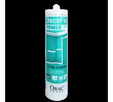 Клей для плинтуса Oracdecor FDP700 DecoFix Power монтажный, 290 мл
