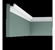 Плинтус белый из полиуретана C323 550x420мм