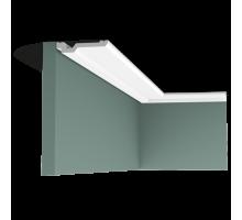 Плинтус белый из полиуретана C356 20x100мм